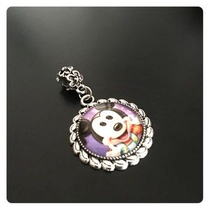 Jewelry - European Style Pendant, Mickey Mouse